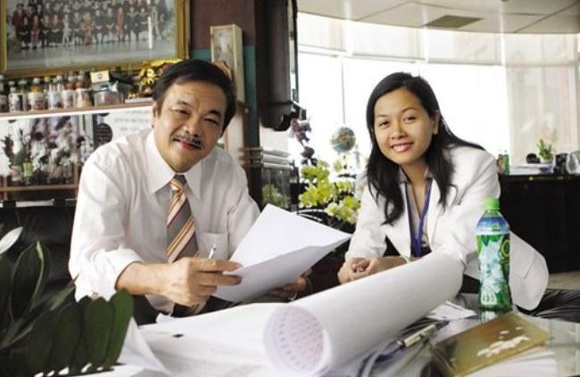 Sếp Tân Hiệp Phát nói về giá trị cốt lõi của một công ty gia đình