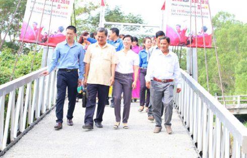 Cầu Dr Thanh – Xẻo Su – quà Tết ở miệt biển Vĩnh Châu