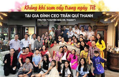 Trò chuyện cuối năm cùng CEO Tân Hiệp Phát