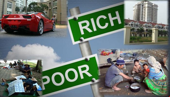 Để người giàu 'không khóc'