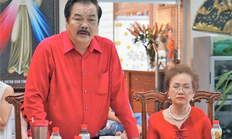 Bức tâm thư do người lạ gửi Trần Quí Thanh