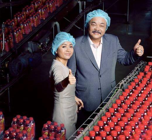 Khát vọng thương hiệu Việt – Gia đình Number 1