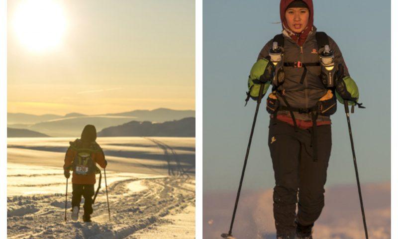 Cô gái Việt với hành trình vượt qua 224 km lạnh thấu xương ở Bắc Cực