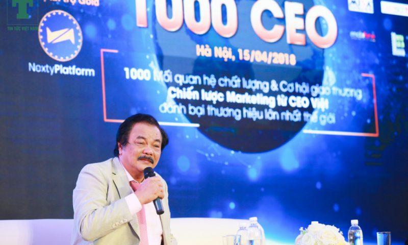 CEO Tân Hiệp Phát: Hiểu khách hàng để thành công