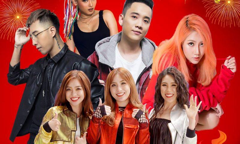 Hàng loạt ngôi sao hot nhất làng giải trí sẽ xuất hiện trong lễ hội 'Phố hàng nóng' đầu tiên tại Việt Nam