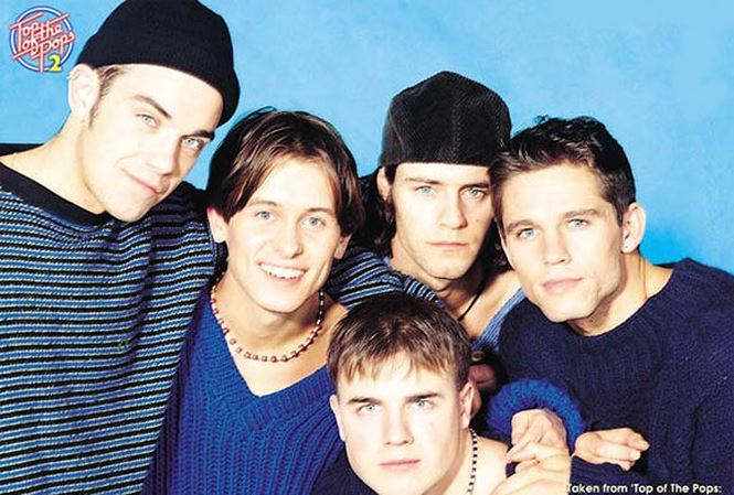 Tiếng hát băng nhạc Take That – How Deep Is Your Love