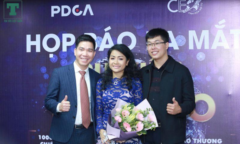 1.000 CEO sẽ đến Hà Nội chia sẻ kinh nghiệm thành công, thất bại