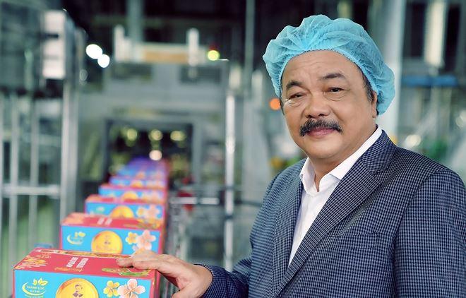 Chủ tịch Tân Hiệp Phát – Trần Quí Thanh sẽ chia sẻ trải nghiệm thương trường với 1.000 CEO