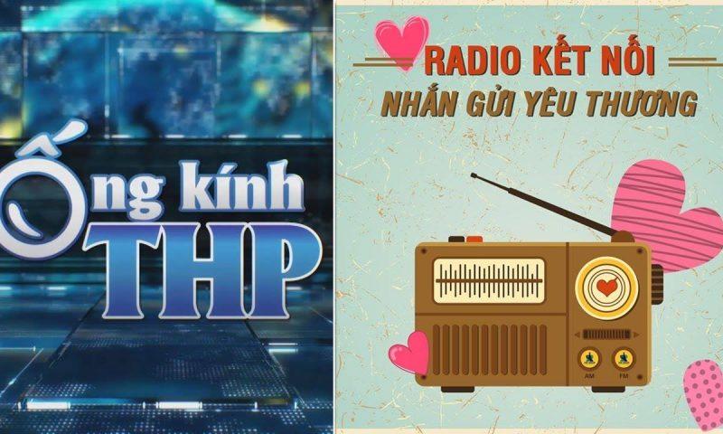 Ống kính THP | Radio Kết Nối – nơi kết nối các thành viên của Đại gia đình Tân Hiệp Phát