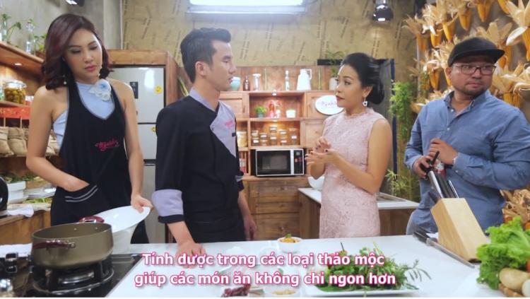 Trà Thanh nhiệt Dr Thanh đang tạo hiệu ứng mới với phim giải trí ẩm thực