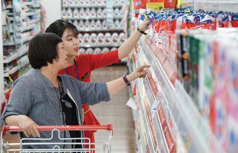 Hàng tiêu dùng nhanh: Theo đuổi chiến lược đổi kênh phân phối