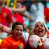 Những hình ảnh hài hước mùa World cup