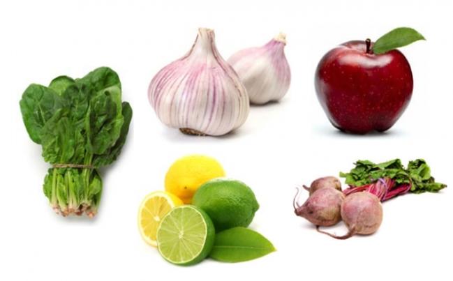 Ăn gì để giải độc gan?