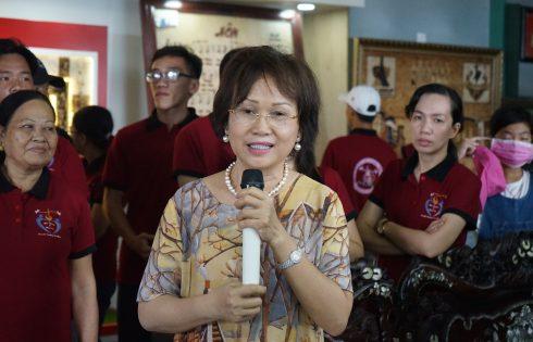 Tân Hiệp Phát đón tiếp Đoàn giáo xứ và Trung tâm khuyết tật nhân ái Cà Mau