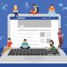 """Khi tổ chức công đoàn """"chơi"""" Facebook"""