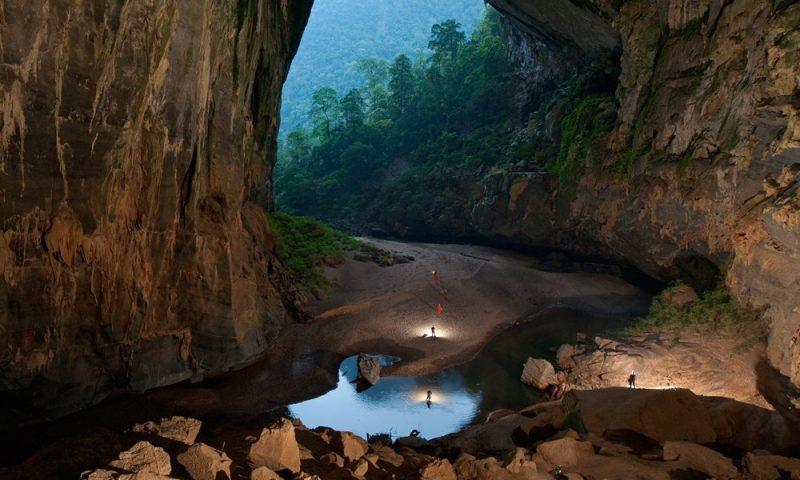 54 bức ảnh tuyệt đẹp về Sơn Đoòng, hang động lớn nhất thế giới