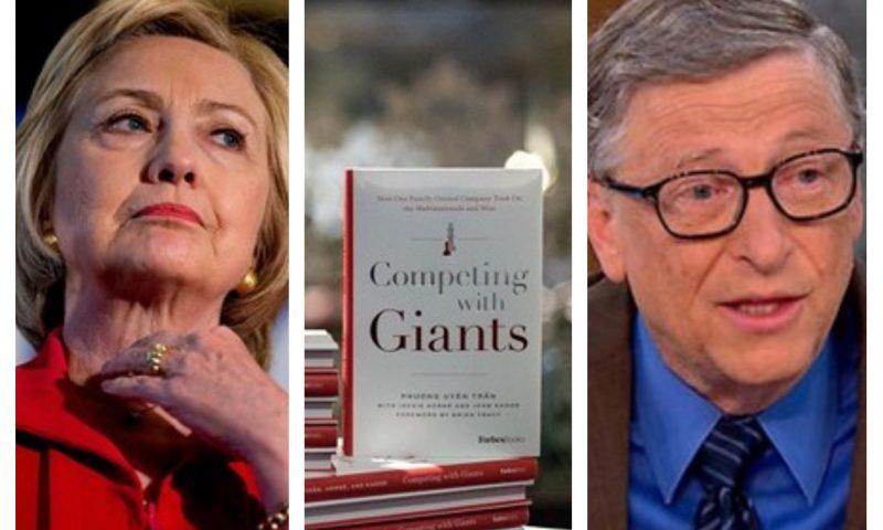 Những cuốn sách chia sẻ trải nghiệm trong kinh doanh và lãnh đạo