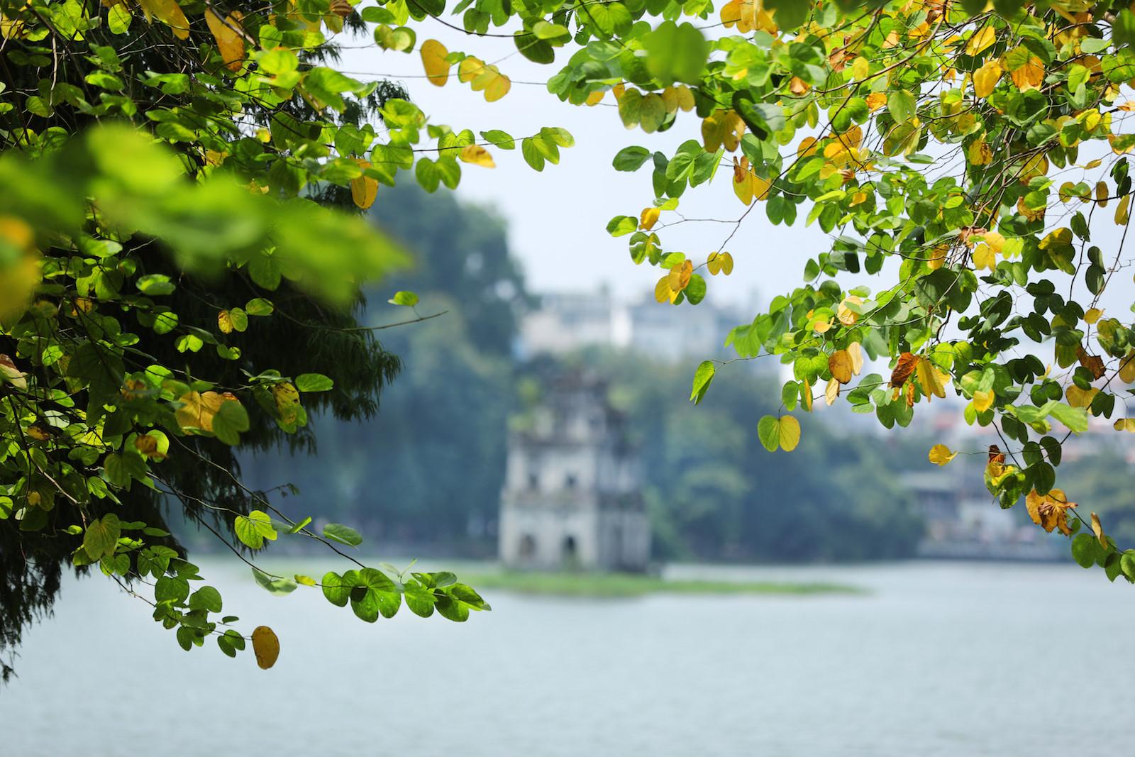 Những khoảnh khắc mùa thu Hà Nội - Trần Quí Thanh