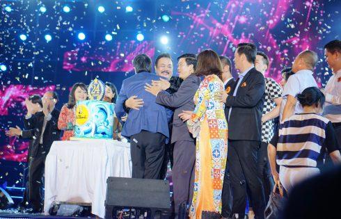 Tưng bừng Kỷ niệm 24 năm thành lập Tập đoàn Tân Hiệp Phát (15/10/1994 – 15/10/2018)