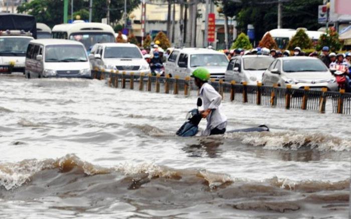 """Ngập lụt tại TPHCM là do """"nhân tai"""""""