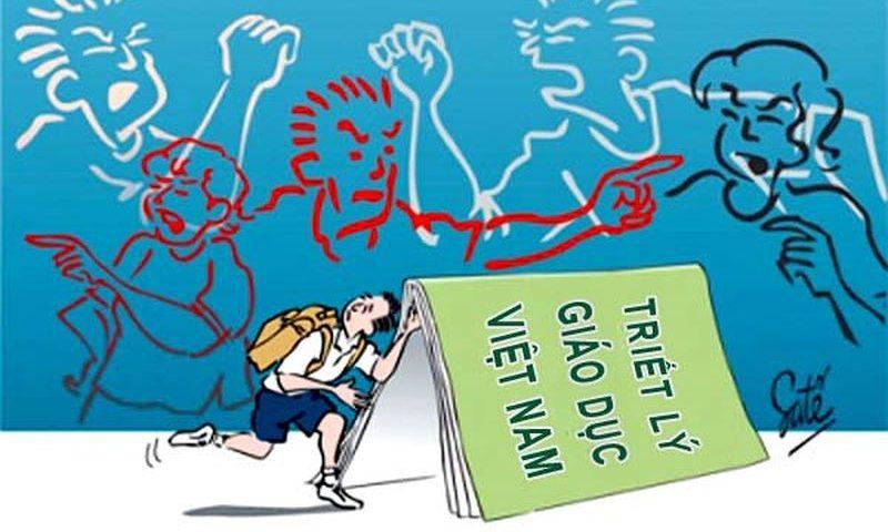 Không có triết lý giáo dục sẽ còn nhiều khủng hoảng giáo dục