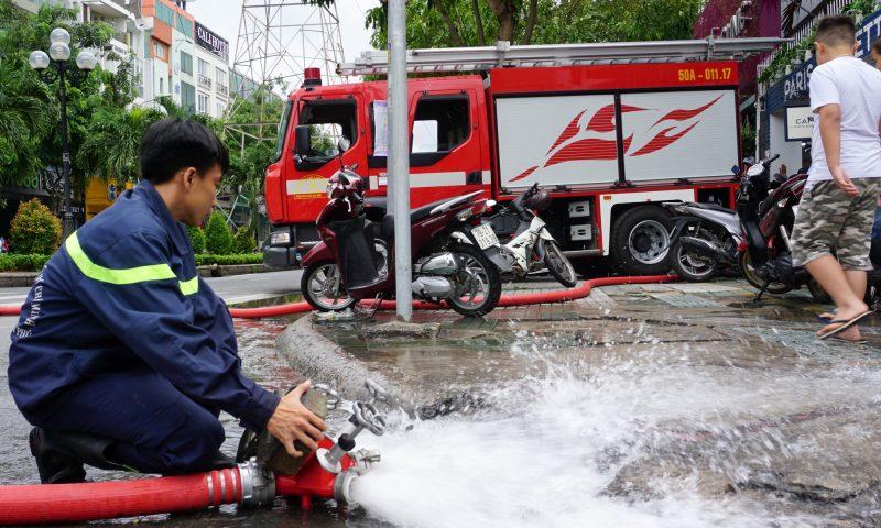 Thảm hoạ ngập lụt ở Tp HCM, Thiên tai & Nhân tai