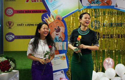 Radio kết nối – Mừng sinh nhật Phó TGĐ Trần Ngọc Bích