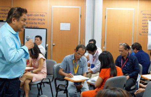 Phương Tây coi trọng tư duy làm việc nhóm, còn người Việt Nam 'e dè'