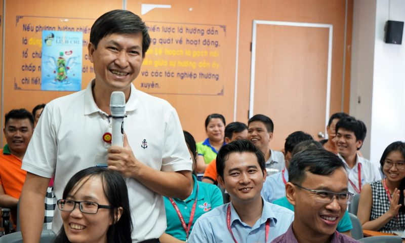 Hoàng Anh Tuấn – thủ lĩnh tài ba Khối Sản xuất