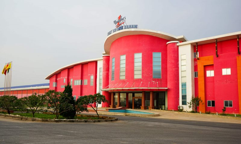 Nhà máy Number One Hà Nam nhận chứng nhận ISO 22000:20