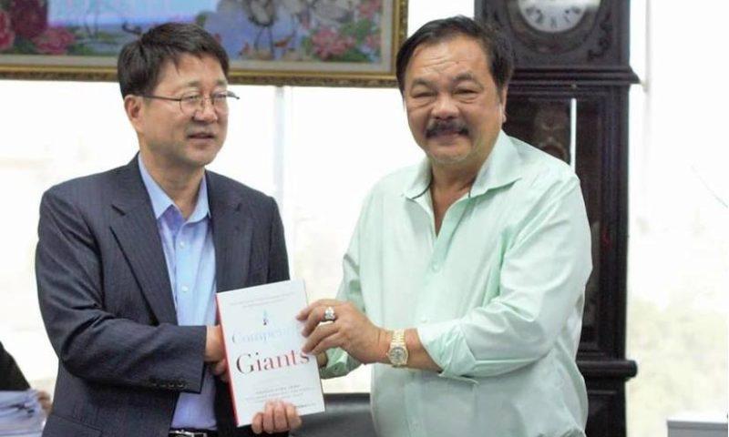 """Cựu CEO Samsung Hàn Quốc: """"Giá trị cốt lõi tiêu biểu của Tân Hiệp Phát là sáng tạo và cải tiến"""""""