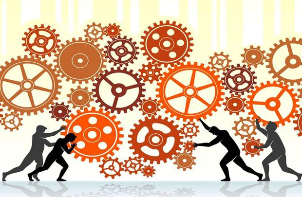 Văn hóa doanh nghiệp gắn liền với chiến lược doanh nghiệp, như hai mặt của một tờ giấy, không thể tách rời