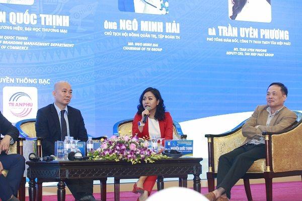 Xây dựng thương hiệu quốc gia nhìn từ doanh nghiệp Việt: Tân Hiệp Phát và câu chuyện đổi mới sáng tạo