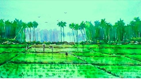 Những làng quê tan vỡ