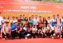 Ngày hội hướng nghiệp và việc làm cùng diễn giả Trần Uyên Phương