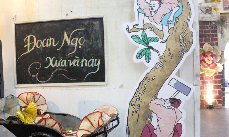 Tết Đoan Ngọ – Tết kì lạ nhất của người Việt qua tranh, tư liệu của tác giả Pháp