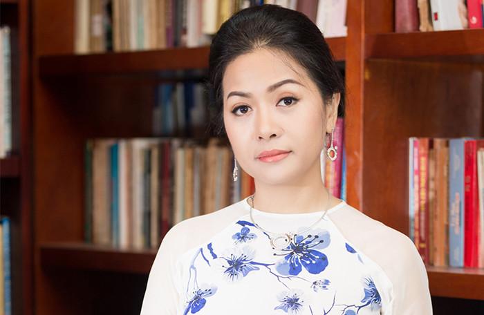 Trần Uyên Phương: 'Báo chí là cầu nối hữu hiệu giữa doanh nghiệp với chính phủ và cộng đồng'