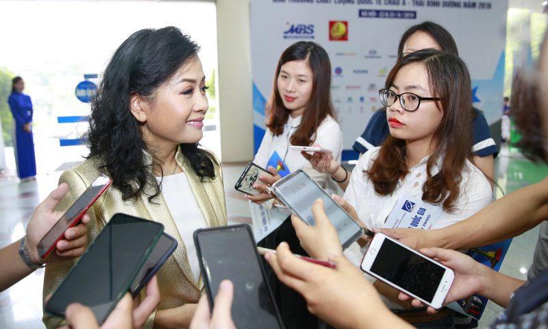 Bà Trần Uyên Phương: Tân Hiệp Phát hướng tới là công ty có vị thế ở châu Á