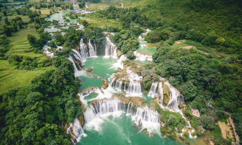 Chiêm ngưỡng 10 thác nước hùng vĩ, tráng lệ nhất trên thế giới