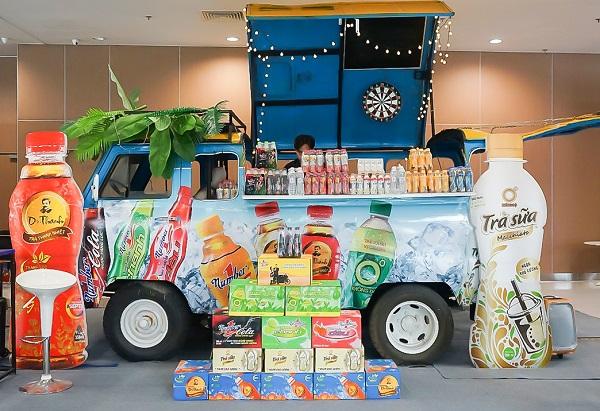 550 doanh nghiệp đến từ 20 quốc gia dự Triển lãm quốc tế Thực phẩm và Đồ uống lần thứ 23
