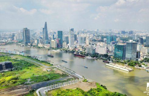 Hãy trả lại cho Sông Sài Gòn không gian đôi bờ