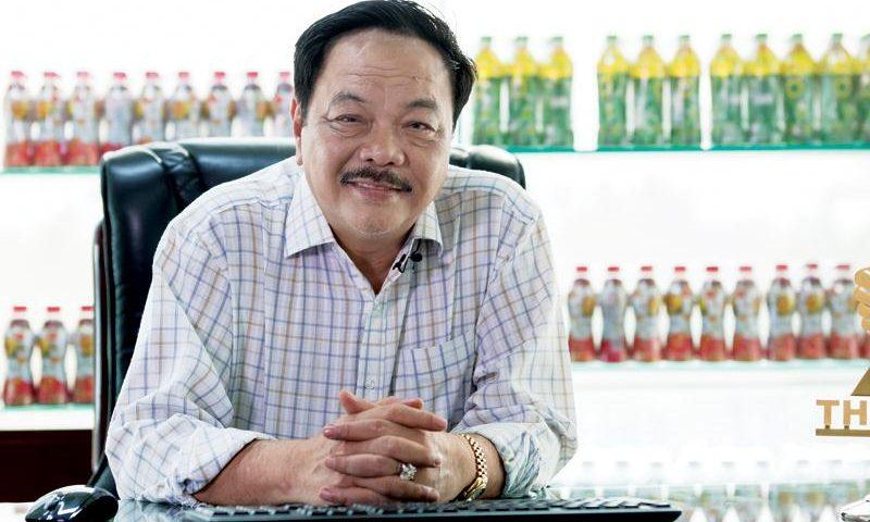 Chủ tịch Tập đoàn Tân Hiệp Phát Trần Quí Thanh: Khát vọng xây doanh nghiệp trăm tuổi