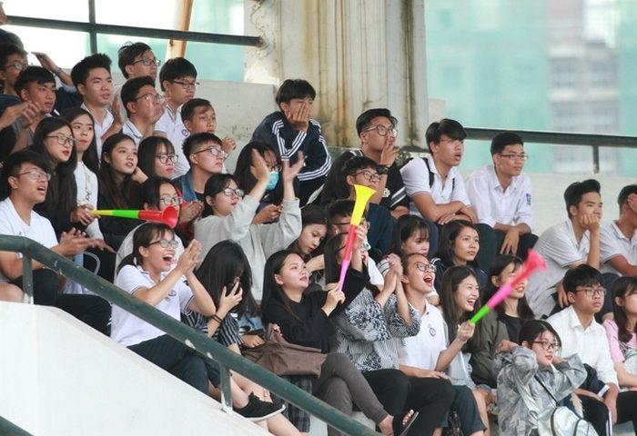 Giải bóng đá học sinh THPT Hà Nội – Báo ANTĐ lần thứ XIX – 2019 Cúp Number 1 Active, có mất tiền vé vào cửa không?