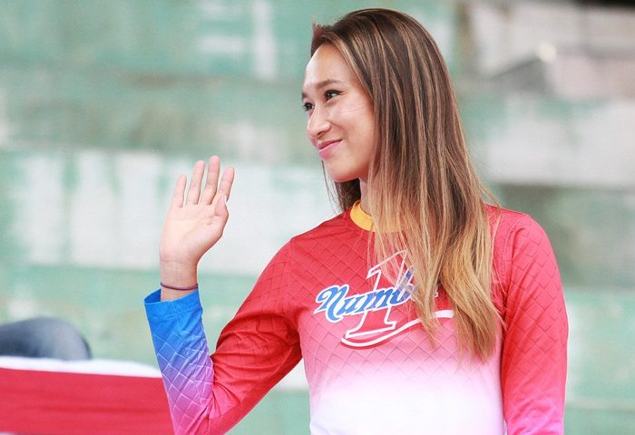 """Đại sứ thương hiệu Number 1 Active – Thanh Vũ: """"Các cầu thủ sẽ học được cách không lùi bước qua giải đấu này"""""""