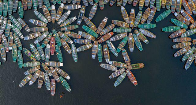 """Việt Nam trong những khoảnh khắc nhiếp ảnh """"panorama"""" đẹp nhất thế giới năm 2019"""