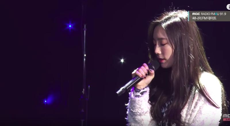 Tiếng hát Taeyeon – Can You Hear Me