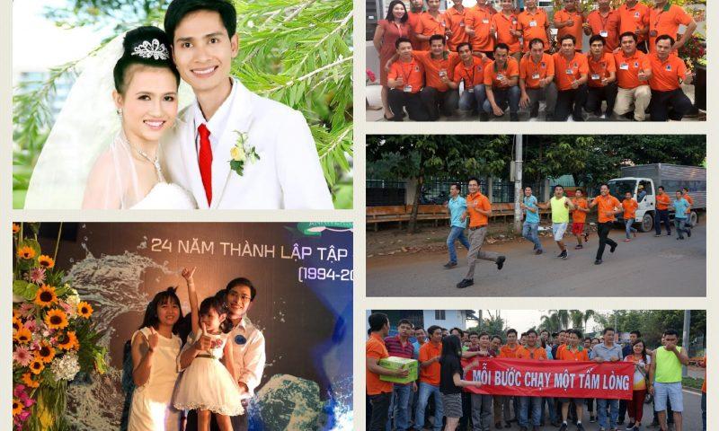 [THP trong tôi] – 8 năm may mắn được làm việc, học tập và phát triển cùng đại gia đình Tân Hiệp Phát