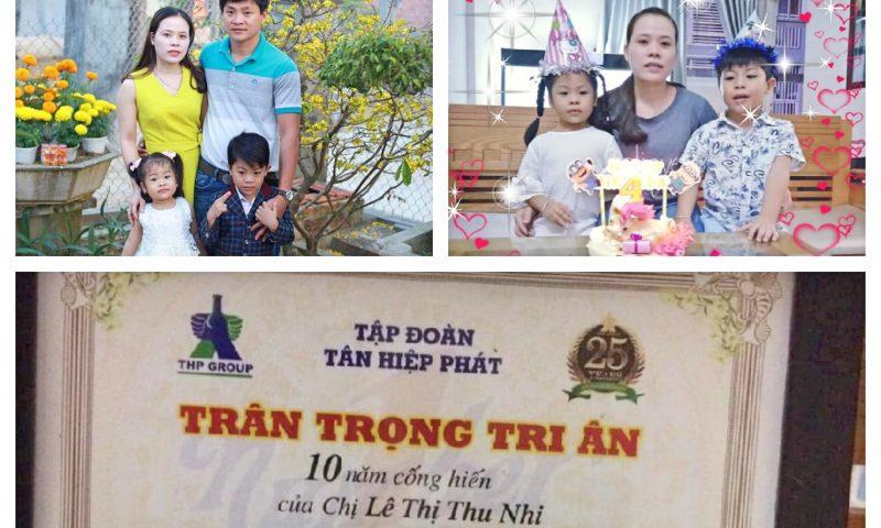 [THP trong tôi] – Tân Hiệp Phát – Gia đình thứ 2 của tôi và là niềm tự hào của người Việt