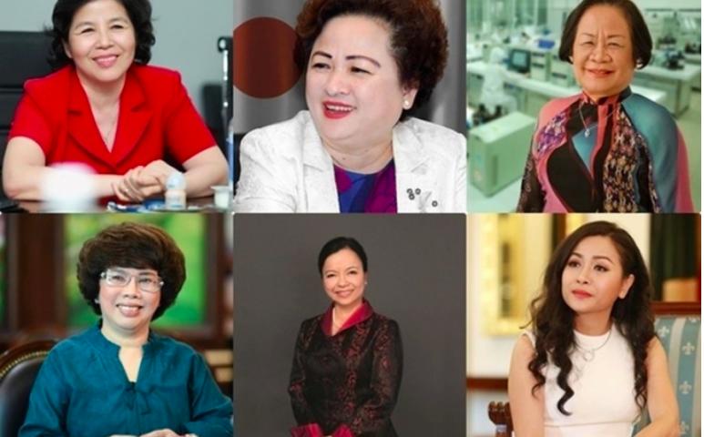 Những nữ doanh nhân là niềm tự hào đưa Việt Nam vượt Singapore