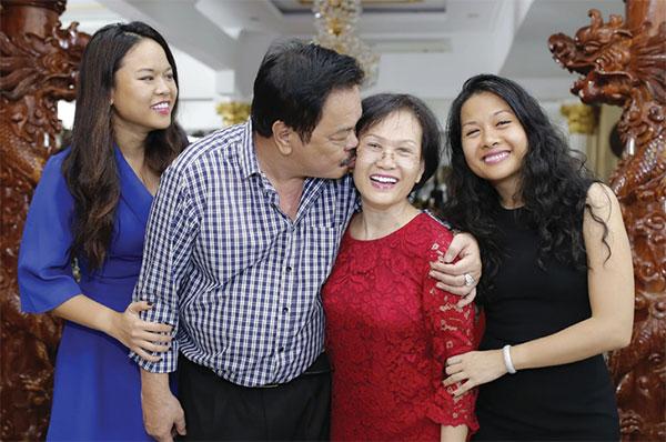 Bản trường ca hạnh phúc của gia đình Dr Thanh